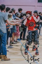 Lotus Phtotography Bournemouth Dorset Roller Girls Roller Derby Sport Photography 116