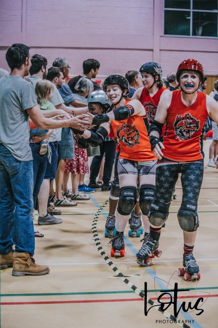 Lotus Phtotography Bournemouth Dorset Roller Girls Roller Derby Sport Photography 117