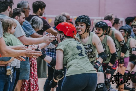 Lotus Phtotography Bournemouth Dorset Roller Girls Roller Derby Sport Photography 123