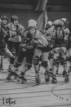 Lotus Phtotography Bournemouth Dorset Roller Girls Roller Derby Sport Photography 132-2