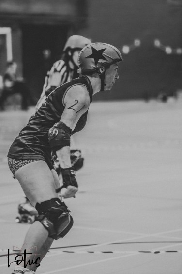 Lotus Phtotography Bournemouth Dorset Roller Girls Roller Derby Sport Photography 135-2