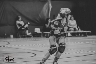 Lotus Phtotography Bournemouth Dorset Roller Girls Roller Derby Sport Photography 136-2