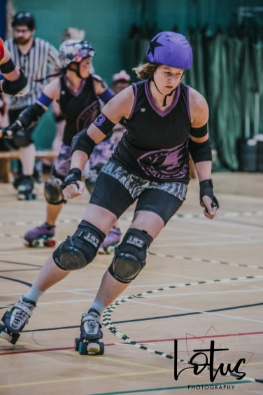 Lotus Phtotography Bournemouth Dorset Roller Girls Roller Derby Sport Photography 143