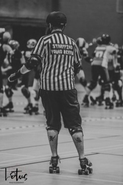 Lotus Phtotography Bournemouth Dorset Roller Girls Roller Derby Sport Photography 145-2