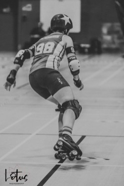 Lotus Phtotography Bournemouth Dorset Roller Girls Roller Derby Sport Photography 146-2