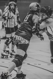 Lotus Phtotography Bournemouth Dorset Roller Girls Roller Derby Sport Photography 165-2