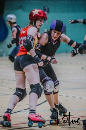Lotus Phtotography Bournemouth Dorset Roller Girls Roller Derby Sport Photography 178