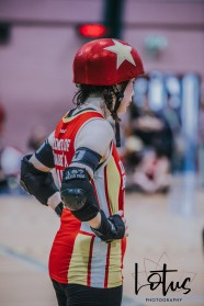 Lotus Phtotography Bournemouth Dorset Roller Girls Roller Derby Sport Photography 179