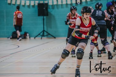 Lotus Phtotography Bournemouth Dorset Roller Girls Roller Derby Sport Photography 184