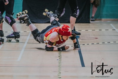 Lotus Phtotography Bournemouth Dorset Roller Girls Roller Derby Sport Photography 189
