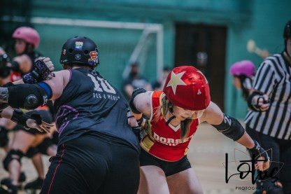 Lotus Phtotography Bournemouth Dorset Roller Girls Roller Derby Sport Photography 194