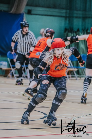 Lotus Phtotography Bournemouth Dorset Roller Girls Roller Derby Sport Photography 21