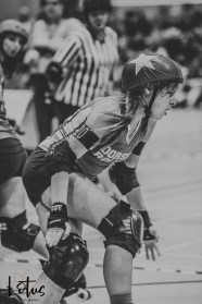 Lotus Phtotography Bournemouth Dorset Roller Girls Roller Derby Sport Photography 228-2