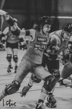 Lotus Phtotography Bournemouth Dorset Roller Girls Roller Derby Sport Photography 23-2