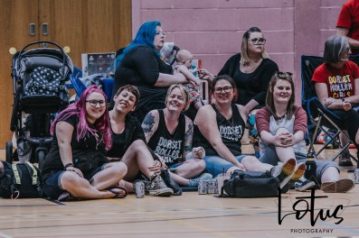 Lotus Phtotography Bournemouth Dorset Roller Girls Roller Derby Sport Photography 254