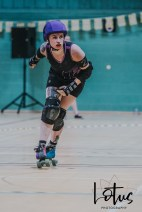 Lotus Phtotography Bournemouth Dorset Roller Girls Roller Derby Sport Photography 283