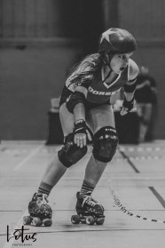 Lotus Phtotography Bournemouth Dorset Roller Girls Roller Derby Sport Photography 285-2