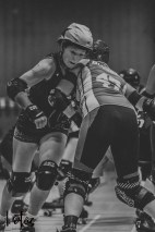 Lotus Phtotography Bournemouth Dorset Roller Girls Roller Derby Sport Photography 290-2