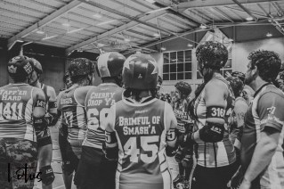 Lotus Phtotography Bournemouth Dorset Roller Girls Roller Derby Sport Photography 305-2