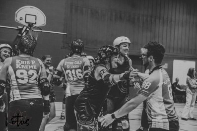 Lotus Phtotography Bournemouth Dorset Roller Girls Roller Derby Sport Photography 309-2