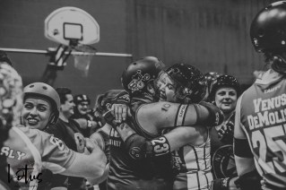 Lotus Phtotography Bournemouth Dorset Roller Girls Roller Derby Sport Photography 312-2