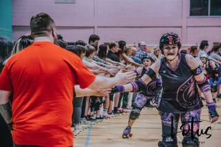 Lotus Phtotography Bournemouth Dorset Roller Girls Roller Derby Sport Photography 318