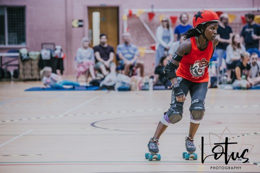 Lotus Phtotography Bournemouth Dorset Roller Girls Roller Derby Sport Photography 55