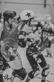 Lotus Phtotography Bournemouth Dorset Roller Girls Roller Derby Sport Photography 58-2