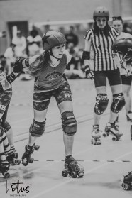 Lotus Phtotography Bournemouth Dorset Roller Girls Roller Derby Sport Photography 62-2