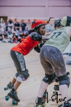 Lotus Phtotography Bournemouth Dorset Roller Girls Roller Derby Sport Photography 64