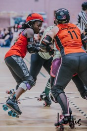 Lotus Phtotography Bournemouth Dorset Roller Girls Roller Derby Sport Photography 69