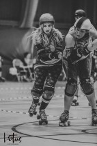 Lotus Phtotography Bournemouth Dorset Roller Girls Roller Derby Sport Photography 75-2