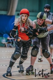 Lotus Phtotography Bournemouth Dorset Roller Girls Roller Derby Sport Photography 76