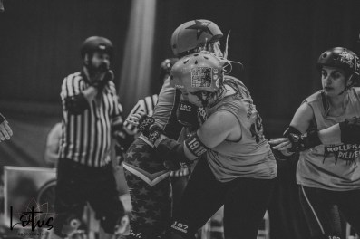 Lotus Phtotography Bournemouth Dorset Roller Girls Roller Derby Sport Photography 79-2