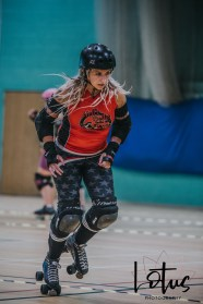 Lotus Phtotography Bournemouth Dorset Roller Girls Roller Derby Sport Photography 8