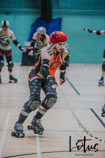 Lotus Phtotography Bournemouth Dorset Roller Girls Roller Derby Sport Photography 80