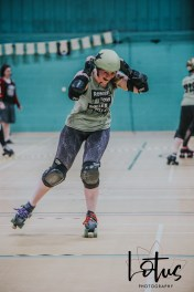 Lotus Phtotography Bournemouth Dorset Roller Girls Roller Derby Sport Photography 83