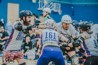 Lotus Photography UK Bournemouth British Roller Derby Championships Bristol vs Wales 2_