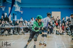 Lotus Photography UK Bournemouth British Roller Derby Championships Bristol vs Wales 43_