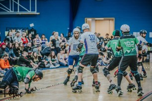Lotus Photography UK Bournemouth British Roller Derby Championships Bristol vs Wales 45_