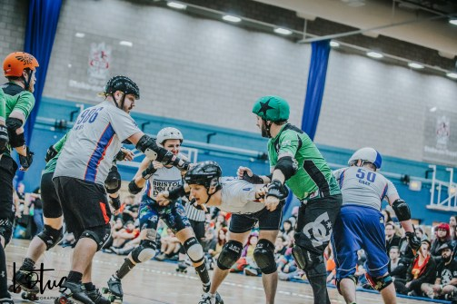 Lotus Photography UK Bournemouth British Roller Derby Championships Bristol vs Wales 95_