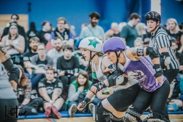 Lotus Photography UK Bournemouth British Roller Derby Championships North Wales vs Wiltshire 21_