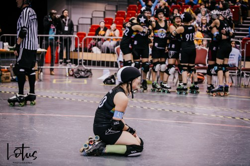 Lotus Photography Bournemouth Dorset Hampshire Sport Sports Roller Derby WFTDA European Continental Cup 2018 Sports Photographer