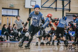 Dorset Knobs London Roller Derby Lotus Photography Bournemouth Dorset Sports Photography 119
