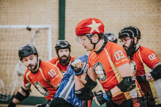 Dorset Knobs London Roller Derby Lotus Photography Bournemouth Dorset Sports Photography 142