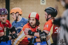 Dorset Knobs London Roller Derby Lotus Photography Bournemouth Dorset Sports Photography 15