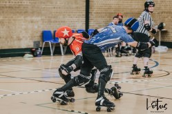 Dorset Knobs London Roller Derby Lotus Photography Bournemouth Dorset Sports Photography 29