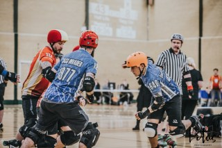 Dorset Knobs London Roller Derby Lotus Photography Bournemouth Dorset Sports Photography 31