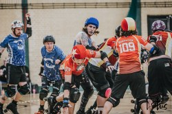 Dorset Knobs London Roller Derby Lotus Photography Bournemouth Dorset Sports Photography 34