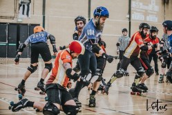 Dorset Knobs London Roller Derby Lotus Photography Bournemouth Dorset Sports Photography 39
